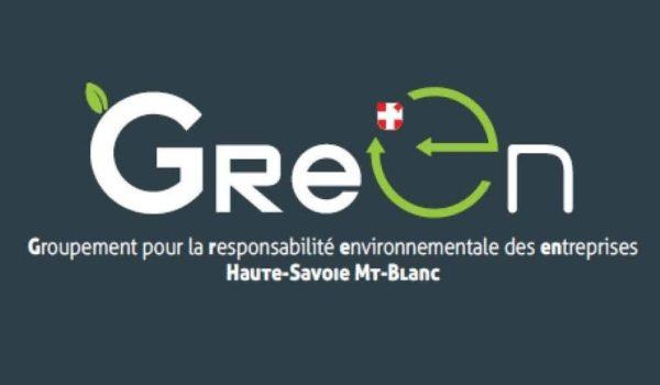 Green real logo